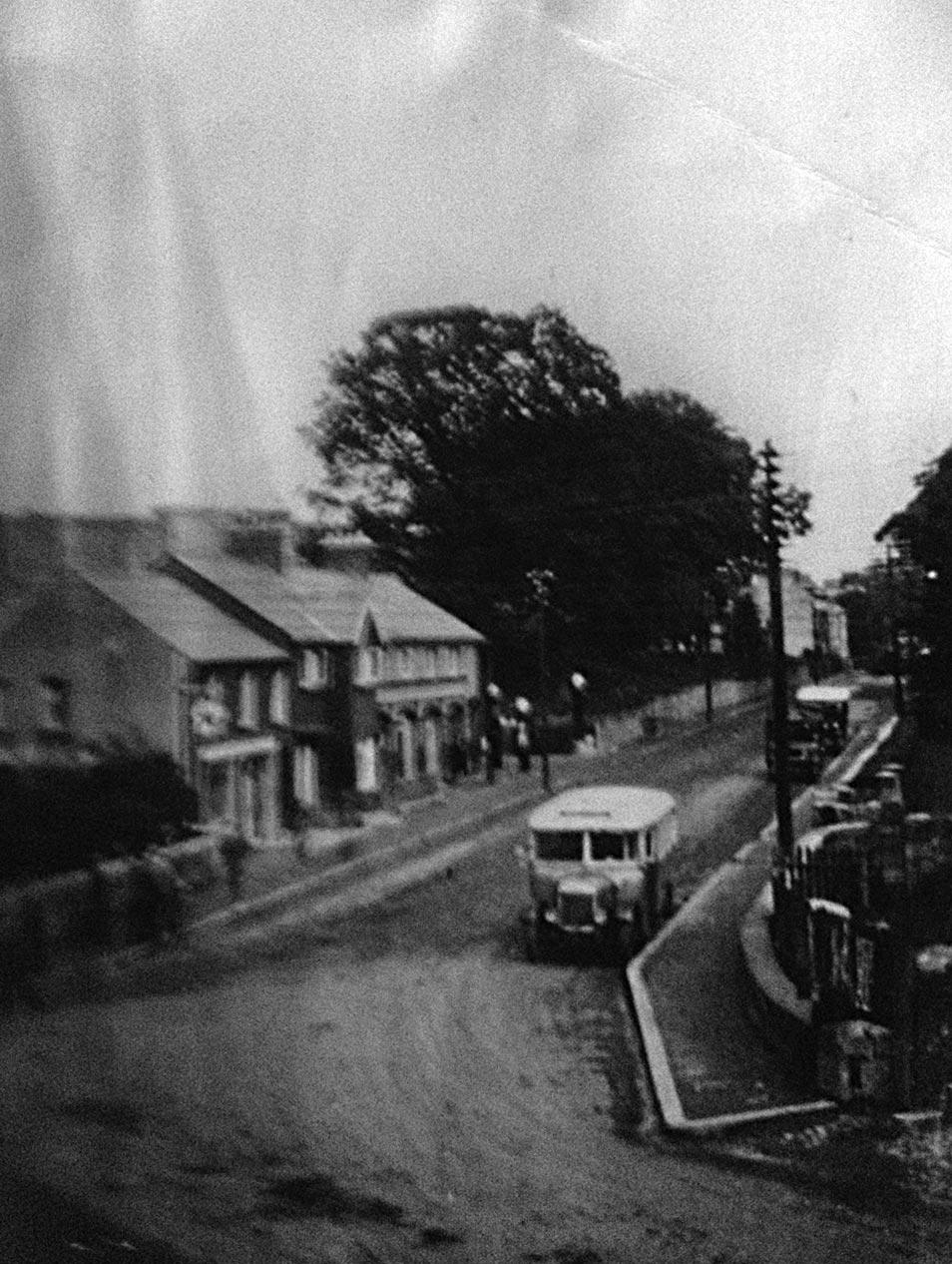 Cavan Bus Depot